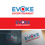 Evoke or Evoke Entertainment Logo - Entry #76