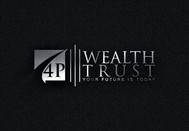 4P Wealth Trust Logo - Entry #139