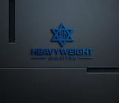 Heavyweight Jiujitsu Logo - Entry #129
