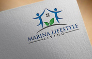Marina lifestyle living Logo - Entry #27