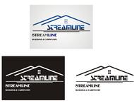 STREAMLINE building & carpentry Logo - Entry #34