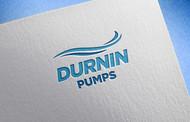 Durnin Pumps Logo - Entry #261