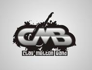 Clay Melton Band Logo - Entry #135
