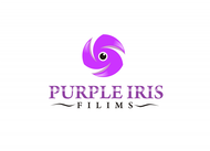 Purple Iris Films Logo - Entry #67