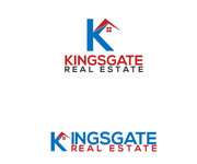 Kingsgate Real Estate Logo - Entry #72