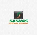 Sasha's Social Media Logo - Entry #141