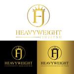 Heavyweight Jiujitsu Logo - Entry #119