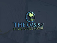The Oasis @ Marcantel Manor Logo - Entry #6