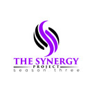 """The Synergy Project"" and place the word ""season three"" underneath in smaller front either as "" season 3"" or ""season three"" Logo - Entry #82"