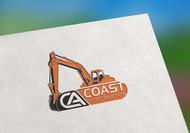 CA Coast Construction Logo - Entry #214