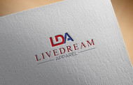 LiveDream Apparel Logo - Entry #272
