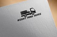 Right Now Semi Logo - Entry #177