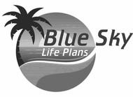 Blue Sky Life Plans Logo - Entry #359