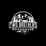 Two Brothers Roadhouse Logo - Entry #128