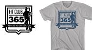 Fit Club 365 Logo - Entry #13