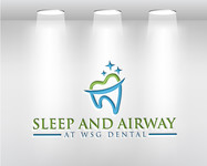 Sleep and Airway at WSG Dental Logo - Entry #404
