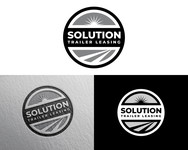 Solution Trailer Leasing Logo - Entry #342