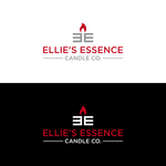 ellie's essence candle co. Logo - Entry #99