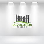 Revolution Fence Co. Logo - Entry #92
