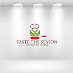 Taste The Season Logo - Entry #31