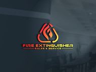 Consolidated Safety of Acadiana / Fire Extinguisher Sales & Service Logo - Entry #47