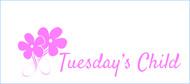 Tuesday's Child Logo - Entry #73