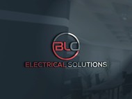 BLC Electrical Solutions Logo - Entry #270