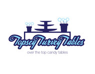 Topsey turvey tables Logo - Entry #16