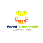 Wired Orthodontic Laboratory Logo - Entry #15