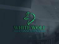 White Wolf Consulting (optional LLC) Logo - Entry #265