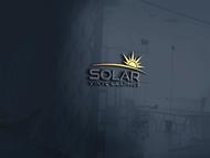 Solar Vinyl Graphics Logo - Entry #115