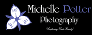 Michelle Potter Photography Logo - Entry #22