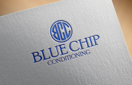 Blue Chip Conditioning Logo - Entry #250