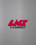 LNS Connect or LNS Connected or LNS e-Connect Logo - Entry #51