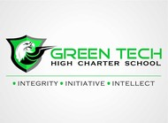 Green Tech High Charter School Logo - Entry #12
