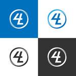 Four love Logo - Entry #91