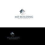 MD Building Maintenance Logo - Entry #61