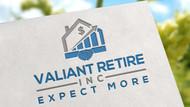 Valiant Retire Inc. Logo - Entry #185