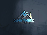 Shepherd Drywall Logo - Entry #326