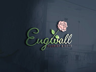 Engwall Florist & Gifts Logo - Entry #221