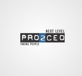 PRO2CEO Personal/Professional Development Company  Logo - Entry #122