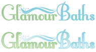 Logo For A Walk In Bath Company - Glamourbaths.com - Entry #3