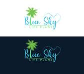 Blue Sky Life Plans Logo - Entry #61