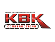 KBK constructions Logo - Entry #100