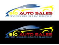 910 Auto Sales Logo - Entry #35