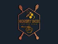Honey Box Logo - Entry #159