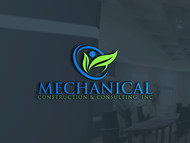 Mechanical Construction & Consulting, Inc. Logo - Entry #23