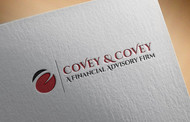 Covey & Covey A Financial Advisory Firm Logo - Entry #25