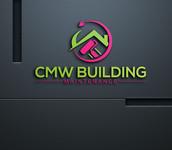 CMW Building Maintenance Logo - Entry #412