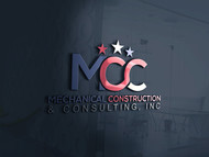 Mechanical Construction & Consulting, Inc. Logo - Entry #61